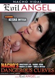 Nacho's Dangerous Curves DVD