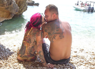 Anal Sex On The Beach Scena 1