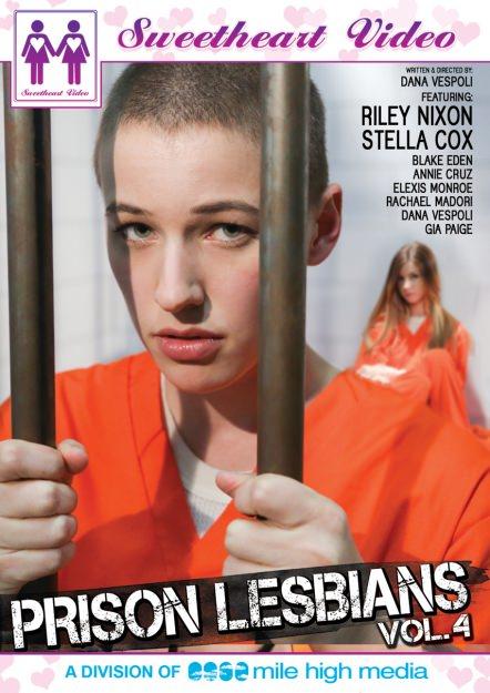 Prison Lesbians #04 Dvd Cover