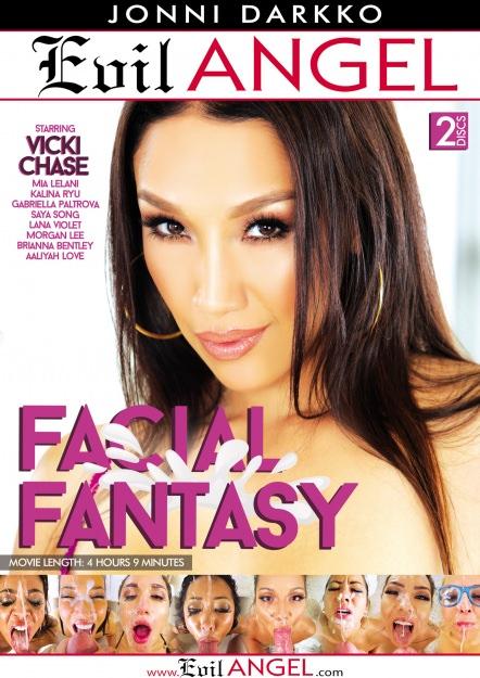 Aaliyah Love, Brianna Bentley, Gabriella Paltrova, Kalina Ryu, Lana Violet, Mia Lelani, Morgan Lee, Saya Song, Vicki Chase - Evil Angel - Facial Fantasy
