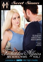 Forbidden Affairs #07 DVD Cover
