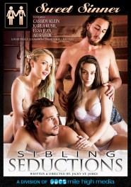 Sibling Seductions DVD Cover
