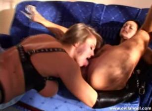 Euro Angels Hardball 12, Scene #2