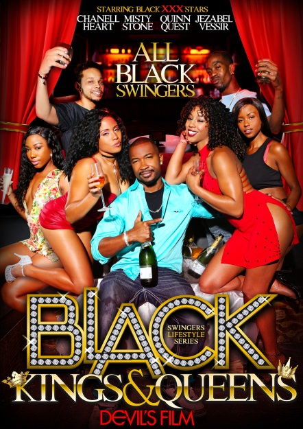 Black Kings And Queens Dvd Cover