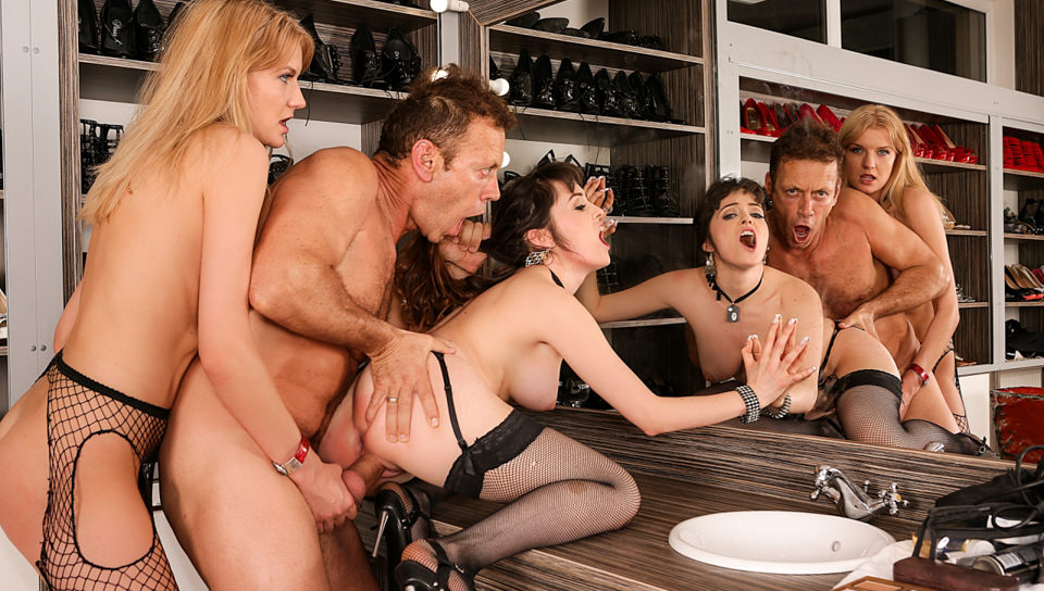 Rocco's Perfect Slaves #11, Scene #03