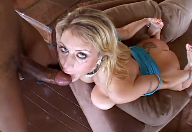 Gang Bang My Face 4, Scene #01