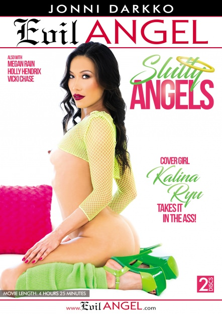 Slutty Angels Dvd Cover