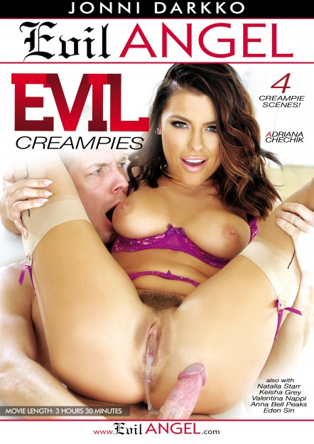 Evil Creampies DVD Cover