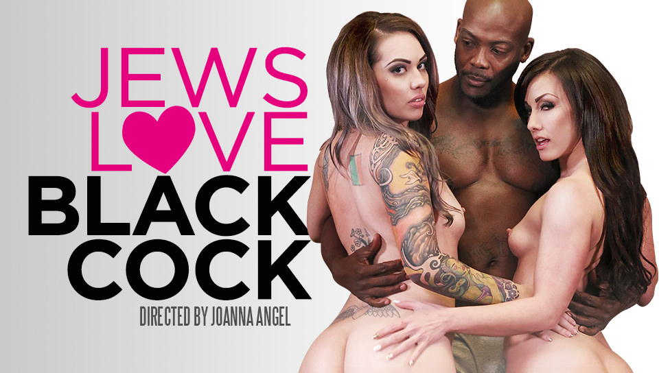 Jews Love Black Cock - Part 2, Scene #01