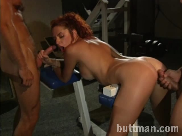 Screenshot 2 from the John Stagliano's Buttman's Ultimate Workout