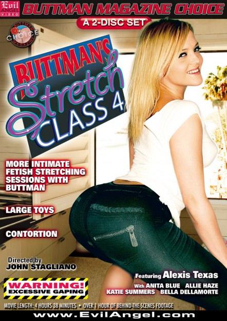 Stretch Class #04 Dvd Cover
