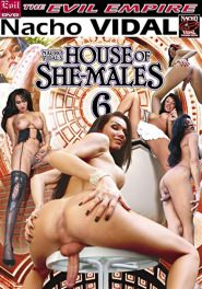 House Of She-Males #06 DVD