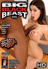 Big Black Beast #15 Dvd Cover