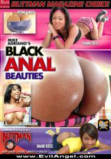 Black Anal Beauties Dvd Cover