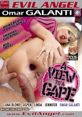 A View To A Gape Dvd Cover
