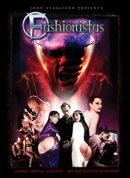 Fashionistas Safado DVD Cover