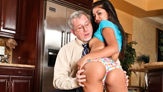 My New White Stepdaddy #02, Scene #04