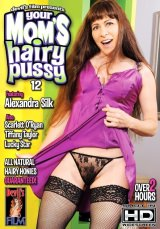 Your Mom's Hairy Pussy #12 Dvd Cover