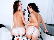 Amy Brooke and Jayda Stevens, Scene #1