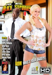 My New Black Stepdaddy #08 DVD