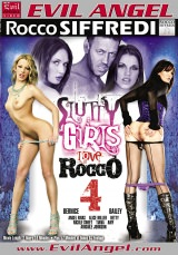 Slutty Girls Love Rocco #04 Dvd Cover