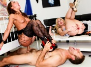 Rocco's X-treme Gapes #02, Scene #01