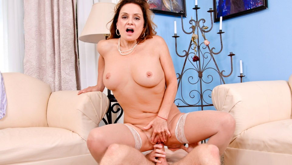 Rebecca Bardoux gets pounded by Danny Wylde