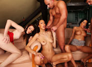 CUMSHOTS-Swingers Orgies