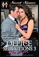 Office Seductions #03 Dvd Cover