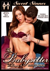 The Babysitter Volume 04 DVD Cover