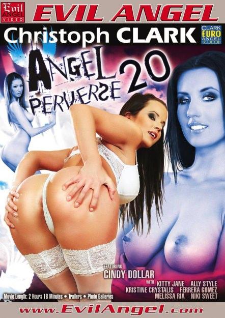 Angel Perverse #20 Dvd Cover