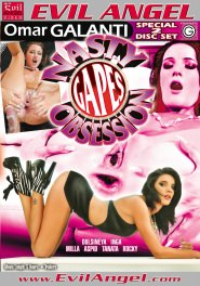 Nasty Gapes Obsession DVD