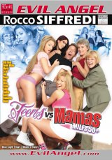 Teens Vs Mamas Dvd Cover