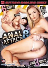 Anal Attack #08