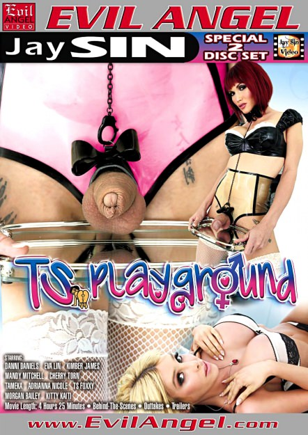 TS Playground Dvd Cover