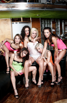 Girly Gang Bang #09 Picture