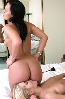 Asses of Face Destruction #08 Picture
