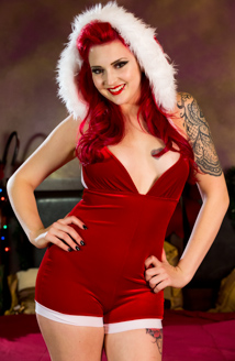Amber Ivy Holiday Ho Picture